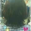 佐藤です。オススメスタイルです。  川口 美容室 美容院