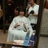 バッサリ切りました。川口 美容室 美容院