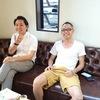 シフォンで再会したお客様☆川口市 美容室 美容院