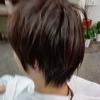 夏から秋に移り変わるショート!! 川口 美容室 美容院